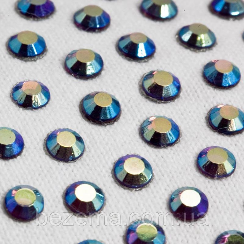 Фиолет | AB AMETHYST Стразы DМС | ДМС (Размер 10ss) (144 шт. в упаковке)