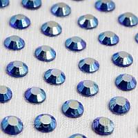 Синий | AB COBALT СИНИЙ Стразы DМС | ДМС (Размер 10ss) (144 шт. в упаковке)