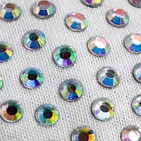 Голограмма | AB Crystal Стразы DМС | ДМС (Размер 10ss) (144 шт. в упаковке)