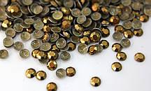 Темное золото | Cooper Стразы Octagon