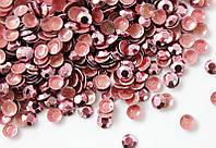 Рожевий   Rose Стрази Octagon