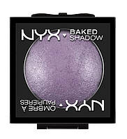 Запеченные тени NYX Baked Eye Shadow VIOLET SMOKE