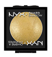 Запеченные тени NYX Baked Eye Shadow GHETTO GOLD