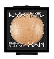 Запеченные тени NYX Baked Eye Shadow PEACH ICE