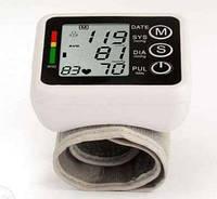 Автоматический тонометр UKC BP-210 - напульсный измеритель давления , фото 1