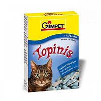 Витамины для кошек Топинис (Topinis) мышки с таурином и форелью, 190 шт.