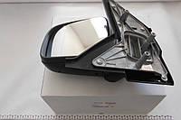 Зеркало зеднего вида L (мех.) VW T5 03-  ATT 8570.05