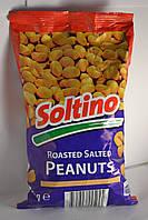 Арахис Soltino жареный, соленый, очищенный, Словакия, 500гр