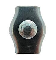 Зажим для стальных канатов, одинарный, Simplex 2 мм