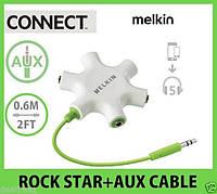Разветвитель для наушников - Melkin RockStar