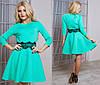 Платье молодёжное  № 1042 (kux)