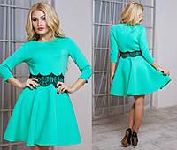 Платье молодёжное  № 1042 (kux), фото 1