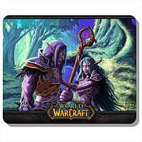 Коврик под мышку с изображением World of Warcraft (Варкрафт)