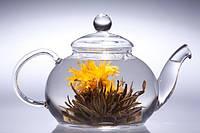 Связанный чай Серебрянная Хризантема - 1 цветок