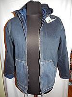Куртка джинсовая тройка подросток, фото 1