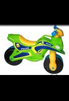 Мотоцикл каталка 0139 НЕ музыкальный  Мото Байк Полиция