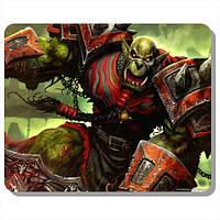 Коврик под мышку с  персонажами Warcraft