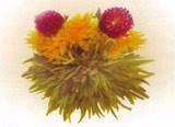 Связанный чай Близнецы - 1 цветок