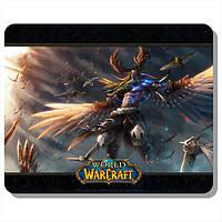 "Коврик для мыши с  'Warcraft, Варкрафт, WoW"""