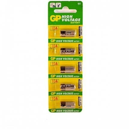 Батарейка GP 10A-U5 Super alkaline L1022 9V, фото 2