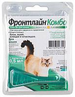 Фронтлайн (Frontline) Комбо Спот - он для котов