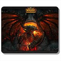 Коврик под компьютерную мышь 'Warcraft, Варкрафт, WoW, ВоВ'