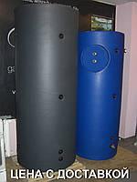 Теплоаккумуляторы от 350 до 10000 литров