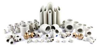 Полипропиленовые трубы и фитинги для отопления: цена, каталог