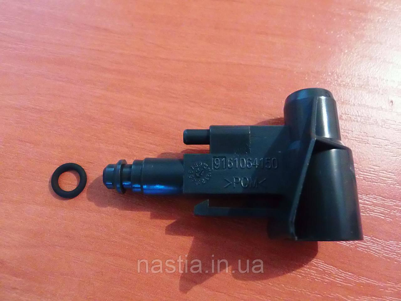 NM02.007 (NM01.004) Гумовий ущільнювач(на нижній носик робочої групи, чорні), OR 2025
