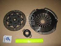 Сцепление ВАЗ 2109,2108 Н./Обр. (диск нажимной+ведомый+подшипник) (SACHS). 3000 951 211