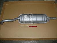 Глушитель ВАЗ 2106 (2101,-07) сварной 1 кожух (Ижора) АКЦИЯ. 2106-1201005-01