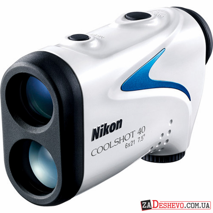 Лазерный дальномер Nikon CoolShot 40 (6x21) (16201)