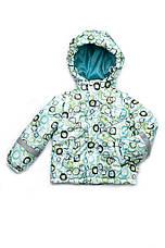 Куртка-жилет для мальчика утеплённая р.86-104, фото 3