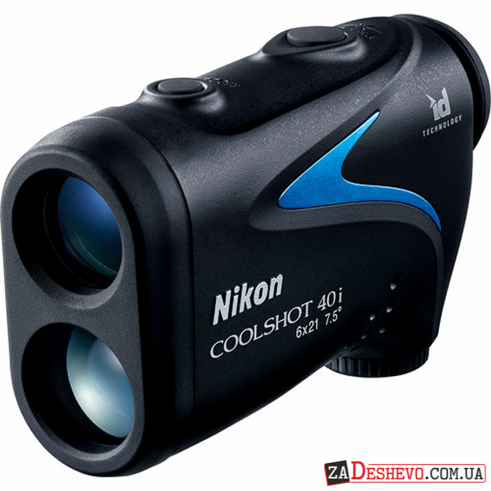 Лазерный дальномер Nikon CoolShot 40i (6x21) (16202)