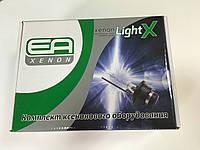 Комплект биксенона EA Light-X с блоками Ultra Slim DC,  H4 ближний+дальний  6000K