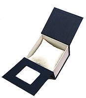 Подарочная коробочка для часов синего цвета