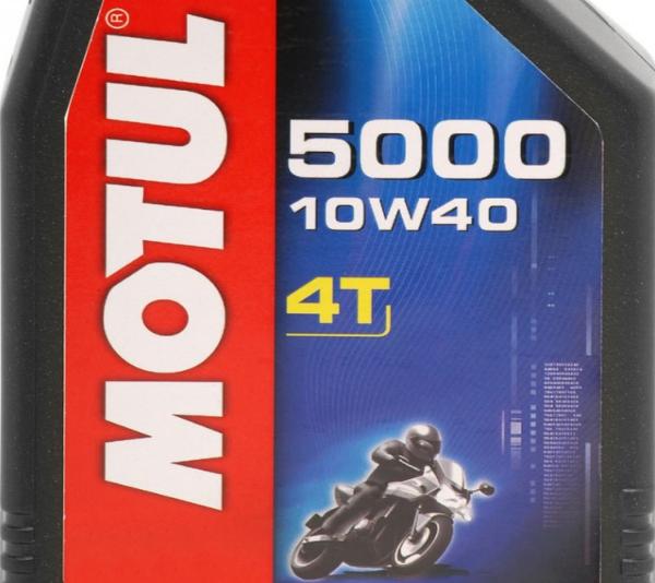 Масло Motul 4T 5000 для мотоциклов