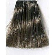 8.1 - Светлый блондин пепельный Indola Permanent Аммиачная крем-краска для волос 60 мл.