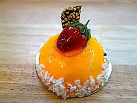 Гель для декорирования горячего нанесения абрикосовый