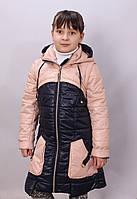 Детская  куртка  трансформер  для девочки  Прима