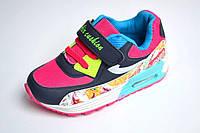 Кроссовки для девочки новинка  р31-20см