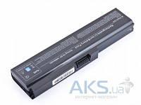 Аккумулятор для ноутбука Toshiba Satellite A660 C650 L310 L515 L630 U400 U500 PA3634 10.8V 4400mAh Black