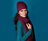 Женский шарф от тсм Tchibo размер универсальный, фото 1