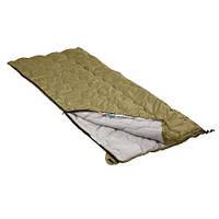 Спальный мешок-одеяло Solo золото Кемпинг
