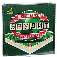 Настольная игра Эрудит (рус.) игра в слова. Ариал