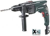 Ударная дрель Metabo SBE 760 чемодан