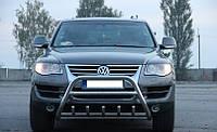 Кенгурятник (передняя защита) Volkswagen Touareg 2010+