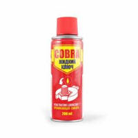 Рідкий ключ,ANTI-RUST LUBRICANT COBRA,200ml. (24шт.) (шт.)