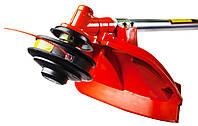Бензиновый триммер Hausgarten BC-550 1,85 кВт(+очки, перчатки, 2насадки-лески, 2насадки 3Т)