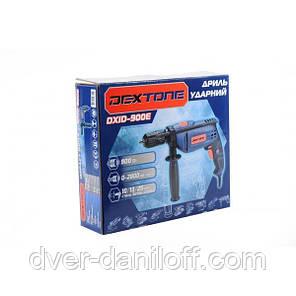 Дрель ударная DEXTONE DXID-900E, фото 2